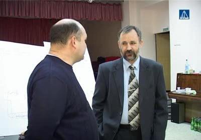 АДИ во Владивостоке. Мороз Юрий День 1 2007 Создание и развитие бизнеса