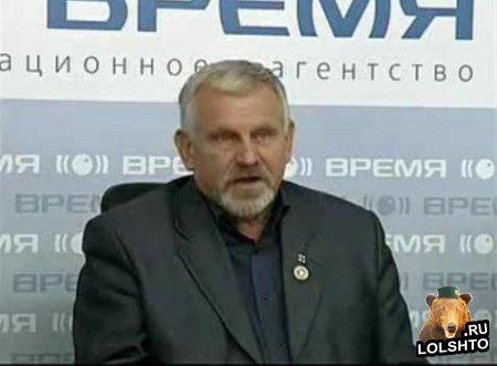 Видео интервью Жданов Владимира в Днепропетровске 2009