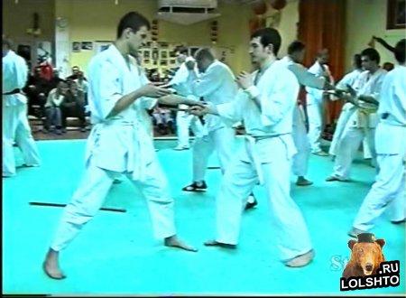 Видео Валерий Быков и А.Кочергин (koi no takinobori ryu)